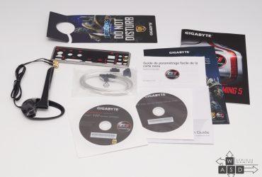 Gigabyte Z170N Gaming 5 (1/8)