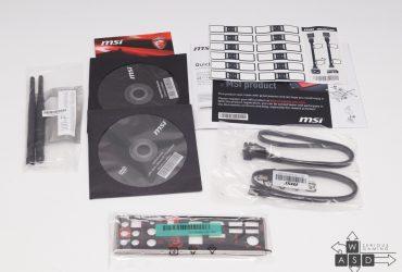 MSI Z170i Gaming Pro (1/8)