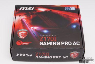 MSI Z170i Gaming Pro (2/8)