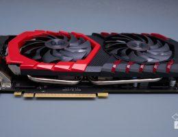MSI GeForce GTX 1070 Gaming X (3/8)