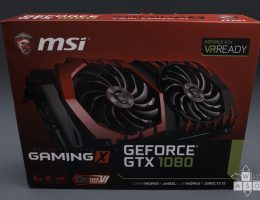 MSI GeForce GTX 1080 Gaming X (1/12)