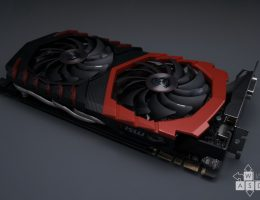 MSI GeForce GTX 1080 Gaming X (5/12)