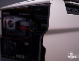 Phanteks Enthoo Evolv ATX Glass Galaxy Silver Edition (3/15)
