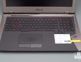 Asus GX700 (10/18)