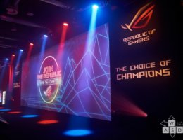 Asus Outshine the competition event (9/18)