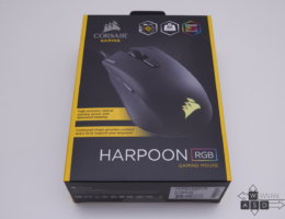 Corsair Harpoon Gaming Mouse (1/15)