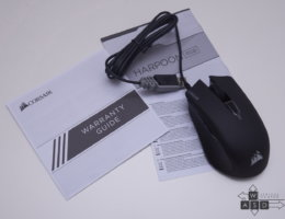 Corsair Harpoon Gaming Mouse (2/15)