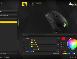 Corsair Harpoon Gaming Mouse (6/12)