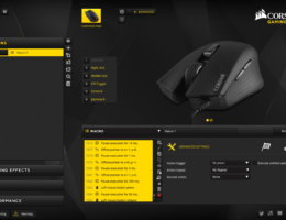 Corsair Harpoon Gaming Mouse (10/12)