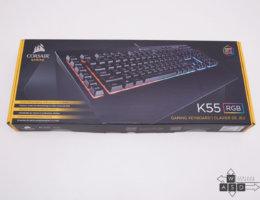 Corsair K55 RGB (1/15)