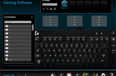 Logitech G Pro Tenkeyless Keyboard (1/4)