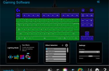Logitech G Pro Tenkeyless Keyboard (2/4)