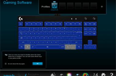 Logitech G Pro Tenkeyless Keyboard (3/4)