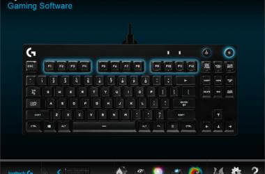 Logitech G Pro Tenkeyless Keyboard (4/4)