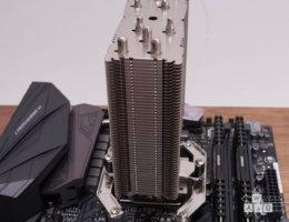 AMD Ryzen 7 1800X test platform (2/6)