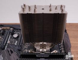 AMD Ryzen 7 1800X test platform (3/6)