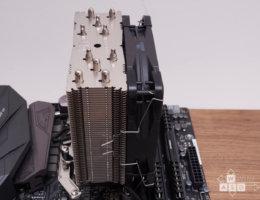 AMD Ryzen 7 1800X test platform (4/6)