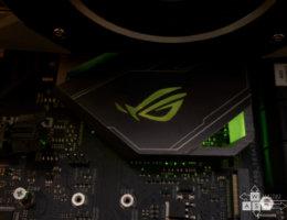 AMD Ryzen 7 1800X test platform (6/6)
