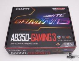 Gigabyte AB350-Gaming 3 (1/15)