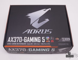 Gigabyte Aorus AX370-Gaming 5 (1/15)