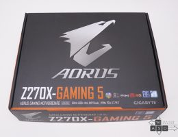 Gigabyte Z270 Gaming 5 (1/12)