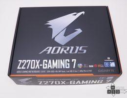 Gigabyte Z270 Gaming 7 (1/12)