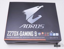 Gigabyte Z270 Gaming 9 (1/12)