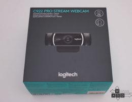 Logitech C922 Pro Stream Webcam (1/9)
