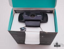 Logitech C922 Pro Stream Webcam (2/9)