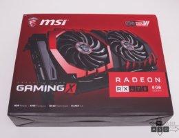 MSI Radeon RX 470 Gaming X 8GB (1/9)